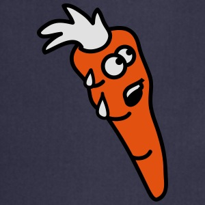Fearful Carrot Tee shirts - Tablier de cuisine