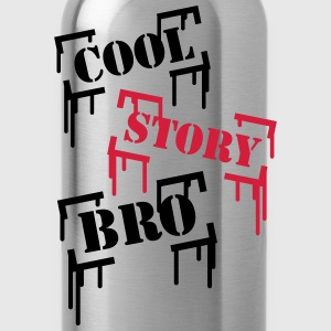 Cool Story BRO T-Shirts - Water Bottle