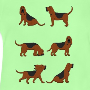 six bloodhounds Bags & backpacks - Baby T-Shirt