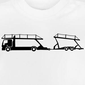 transport autotransporter_b1 T-shirts - Baby T-shirt