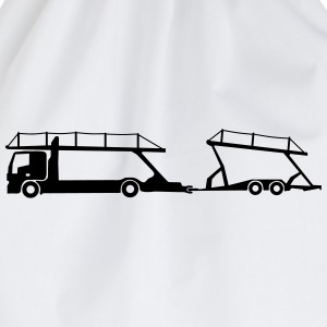 transport autotransporter_b1 T-shirts - Sportstaske