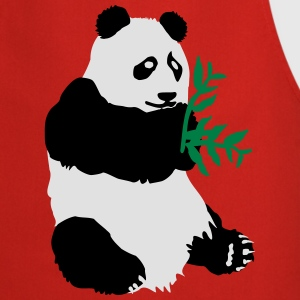 panda bamboo Shirts - Cooking Apron