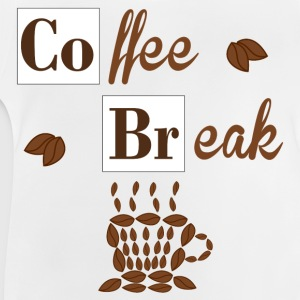Coffee Break Skjorter - Baby-T-skjorte