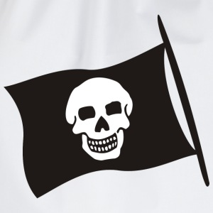 Piratenflagge | Frauen classic - Turnbeutel