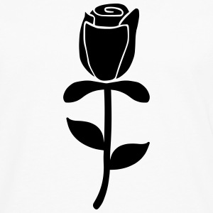 Rose Bottles & Mugs - Men's Premium Longsleeve Shirt