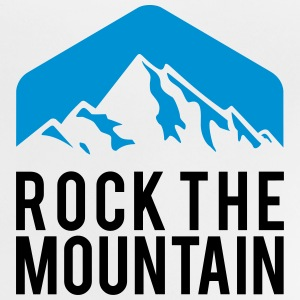 BERGSTEIGEN, ROCK THE MOUNTAIN T-Shirts - Baby T-Shirt