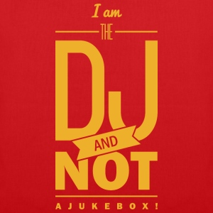 Spruch: I´m the DJ T-shirts - Mulepose