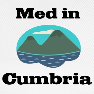 med_in_cumbria1 Accessories - Baseball Cap