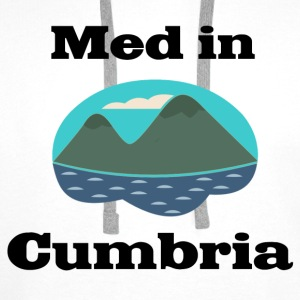 med_in_cumbria1 Hoodies - Men's Premium Hoodie