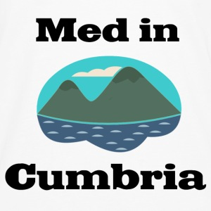 med_in_cumbria1 Hoodies - Men's Premium Longsleeve Shirt