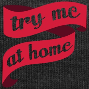 Single, Verlobung, Hochzeit - Try me at home - Wintermütze