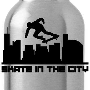 Skate in the city Sudaderas - Cantimplora