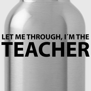 teacher T-Shirts - Trinkflasche