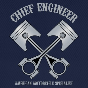 chief engineer T-Shirts - Baseball Cap