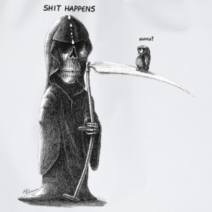 shit happens - Gymbag