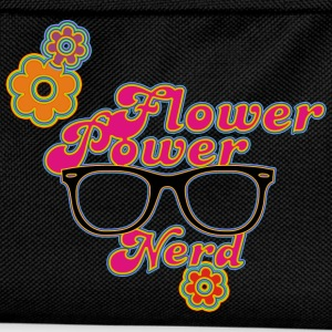 Flower Power Nerd - Kinder Rucksack