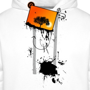 Nature picture - Men's Premium Hoodie