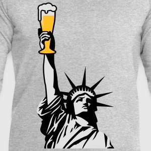 Free Beer Tee shirts - Sweat-shirt Homme Stanley & Stella