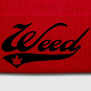 Weed Team Sweat-shirts - Bonnet d'hiver