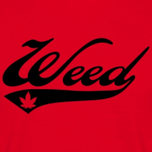 Weed Team Sweat-shirts - T-shirt Homme