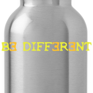 Be different! 2c Sudaderas - Cantimplora