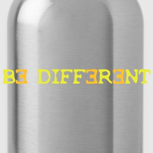 Be different! 2c Tassen - Drinkfles
