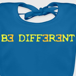 Be different! 2c Skjorter - Baby biosmekke