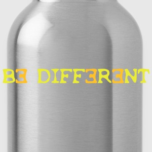 Be different! 2c Shirts - Water Bottle