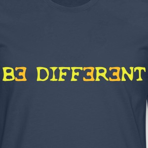 Be different! 2c Tee shirts - T-shirt manches longues Premium Homme