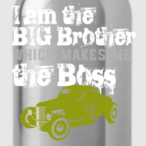 big brother  T-Shirts - Trinkflasche