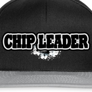 chipleader (2 couleurs modifiables) Tee shirts - Casquette snapback