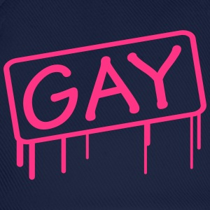 Gay T-shirts - Baseballkasket