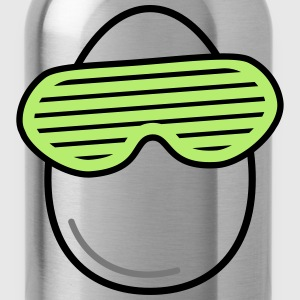 Funky Egg T-Shirts - Water Bottle