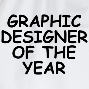 Graphic Designer Of The Year T-Shirts - Drawstring Bag