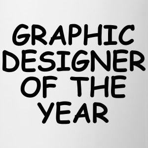 Graphic Designer Of The Year T-Shirts - Mug