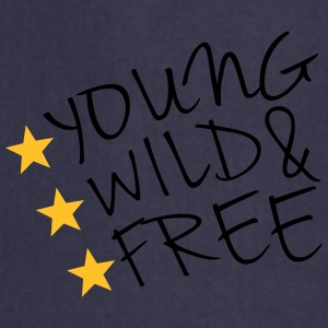 Young Wild And Free T-Shirts - Cooking Apron