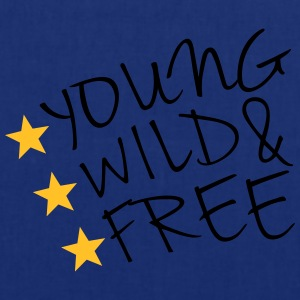 Young Wild And Free T-Shirts - Tote Bag