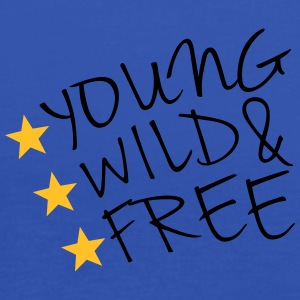 Young Wild And Free T-Shirts - Women's Tank Top by Bella