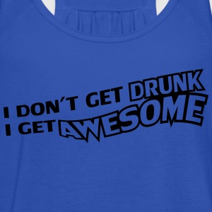 Get Awesome T-Shirts - Women's Tank Top by Bella