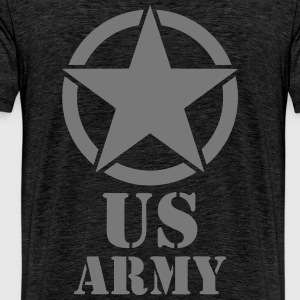 us army design Hoodies & Sweatshirts - Men's Premium T-Shirt