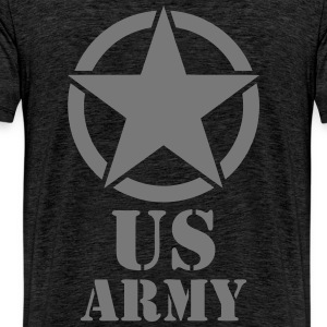 us army design Sweat-shirts - T-shirt Premium Homme