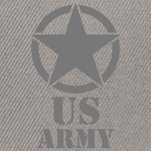 us army design Sweat-shirts - Casquette snapback
