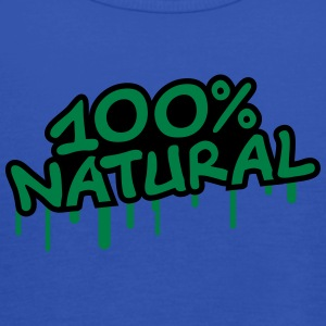 100 Procent Natural T-shirts - Vrouwen tank top van Bella
