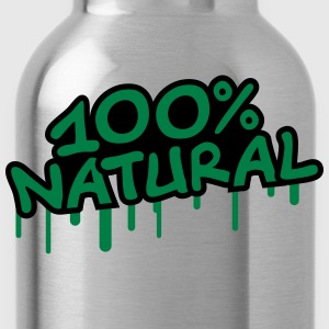 100 Procent Natural Tee shirts - Gourde