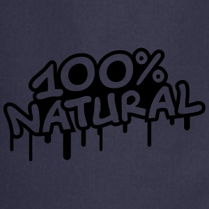 100 Procent Natural T-shirts - Keukenschort