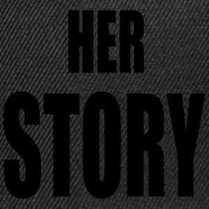 her_story T-shirts - Snapback cap