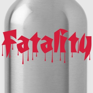 Fatality T-Shirts - Water Bottle