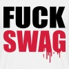 Fuck Swag T-shirts - Herre-T-shirt