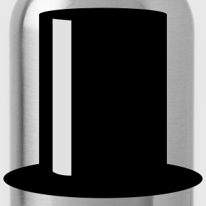 Top Hat T-Shirts - Trinkflasche