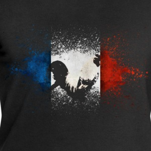 French Flag Tee shirts - Sweat-shirt Homme Stanley & Stella